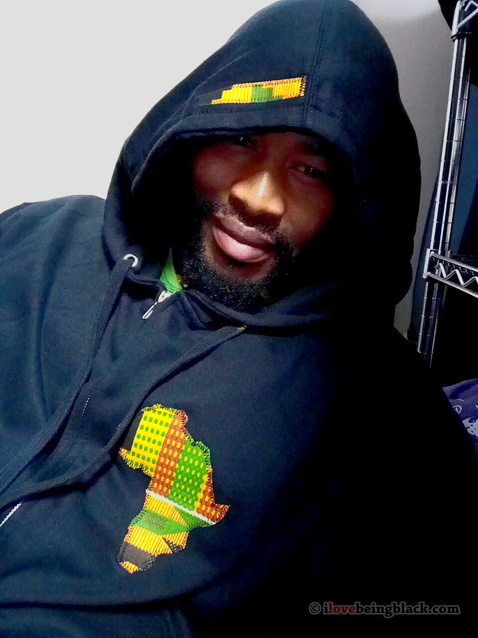 iLBB handmade AfriHoodies, the best Hoodie on earth