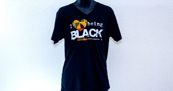 AfricaniTee - I Love Being Black