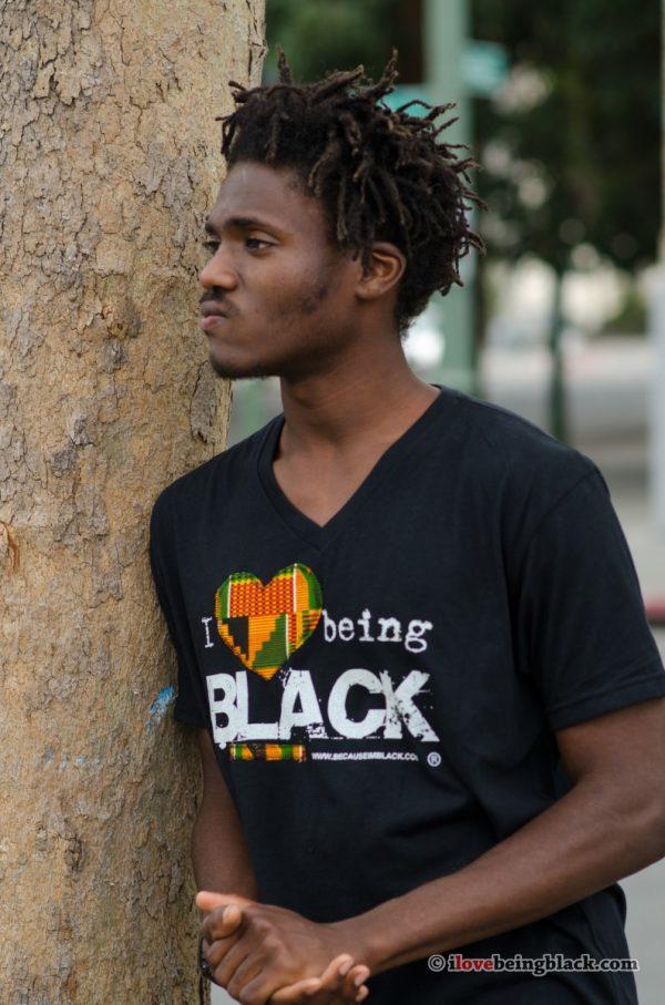 I love being Black - AfricaniTee