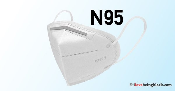 Official N95 mask