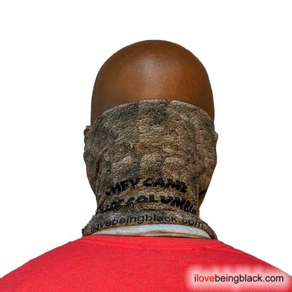 Tubular bandana - neck gaiter