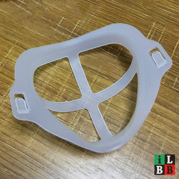 face saver, 3d mask frame to save your make-up!