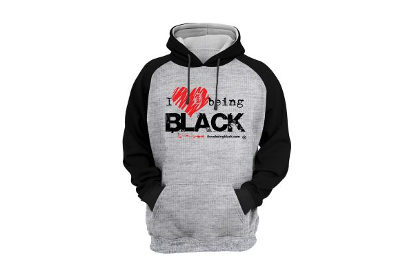 iLBB 2-tone hoodie